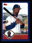 2003 Topps #389  Doug Glanville  Front Thumbnail