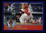 2003 Topps #117  Mike Lieberthal  Front Thumbnail