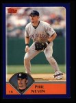 2003 Topps #202  Phil Nevin  Front Thumbnail