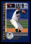 2003 Topps #703   -  Barry Zito Award Winners Front Thumbnail