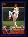 2003 Topps #242  Robert Person  Front Thumbnail