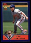 2003 Topps #59  Brad Wilkerson  Front Thumbnail