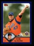 2003 Topps #577  Tom Glavine  Front Thumbnail
