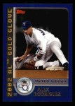 2003 Topps #690   -  Alex Rodriguez Award Winners Front Thumbnail