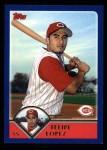 2003 Topps #499  Felipe Lopez  Front Thumbnail