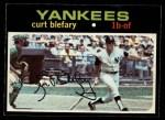 1971 O-Pee-Chee #131  Curt Blefary  Front Thumbnail