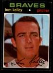 1971 O-Pee-Chee #463  Tom Kelley  Front Thumbnail