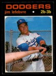 1971 O-Pee-Chee #459  Jim LeFebvre  Front Thumbnail