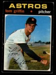 1971 O-Pee-Chee #471  Tom Griffin  Front Thumbnail