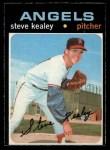 1971 O-Pee-Chee #43  Steve Kealey  Front Thumbnail