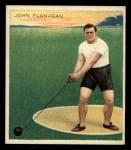 1910 T218 Champions #13 FUL John Flanagan  Front Thumbnail