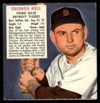 1952 Red Man #13 AL x George Kell  Front Thumbnail