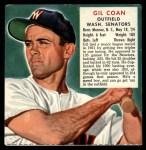 1952 Red Man #4 AL x Gil Coan  Front Thumbnail
