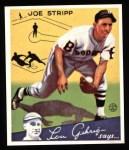 1934 Goudey Reprint #46  Joe Stripp  Front Thumbnail