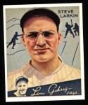 1934 Goudey Reprint #92  Steve Larkin  Front Thumbnail