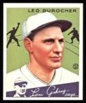 1934 Goudey Reprint #7  Leo Durocher  Front Thumbnail