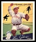 1934 Goudey Reprint #64  Frank Grube  Front Thumbnail