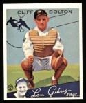 1934 Goudey Reprint #65  Cliff Bolton  Front Thumbnail