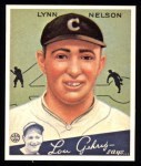 1934 Goudey Reprint #60  Lynn Nelson  Front Thumbnail