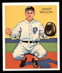 1934 Diamond Stars Reprint #22  Jimmy Wilson  Front Thumbnail