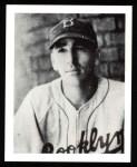 1939 Play Ball Reprint #154  Johnny Hudson  Front Thumbnail