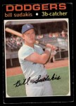 1971 O-Pee-Chee #253  Bill Sudakis  Front Thumbnail