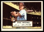 1952 Topps REPRINT #92  Dale Mitchell  Front Thumbnail