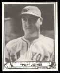 1940 Play Ball Reprint #211  Pop Joiner  Front Thumbnail