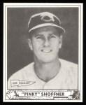 1940 Play Ball Reprint #149  Milt Shoffner  Front Thumbnail