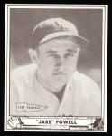 1940 Play Ball Reprint #11  Jake Powell  Front Thumbnail