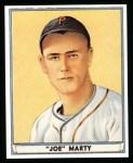 1941 Play Ball Reprint #28  Joe Marty  Front Thumbnail