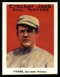 1915 Cracker Jack Reprint #1  Otto Knabe  Front Thumbnail