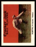 1915 Cracker Jack Reprint #40  Jimmy Austin  Front Thumbnail