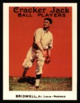 1915 Cracker Jack Reprint #42  Al Bridwell  Front Thumbnail