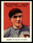 1915 Cracker Jack Reprint #60  Oscar Dugey  Front Thumbnail