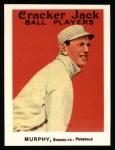 1915 Cracker Jack Reprint #140  Danny Murphy  Front Thumbnail