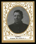 1909 T204 Ramly Reprint #57  Harry Howell  Front Thumbnail