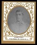 1909 T204 Ramly Reprint #67  Ed Konetchy  Front Thumbnail