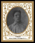 1909 T204 Ramly Reprint #118  Joe Tinker  Front Thumbnail
