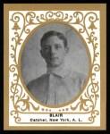1909 T204 Ramly Reprint #12  Walter Blair  Front Thumbnail