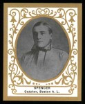 1909 T204 Ramly Reprint #110  Tubby Spencer  Front Thumbnail
