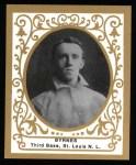 1909 T204 Ramly Reprint #21  Bobby Byrne  Front Thumbnail