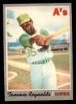1970 O-Pee-Chee #259  Tommie Reynolds  Front Thumbnail