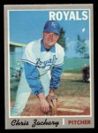 1970 O-Pee-Chee #471  Chris Zachary  Front Thumbnail