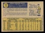 1970 O-Pee-Chee #104  Gerry Moses  Back Thumbnail