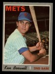 1970 O-Pee-Chee #214  Ken Boswell  Front Thumbnail