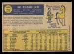 1970 O-Pee-Chee #215  Reggie Smith  Back Thumbnail