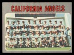 1970 O-Pee-Chee #522   Angels Team Front Thumbnail