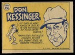 1970 O-Pee-Chee #456   -  Don Kessinger All-Star Back Thumbnail