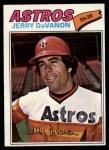1977 Topps #283  Jerry DaVanon  Front Thumbnail